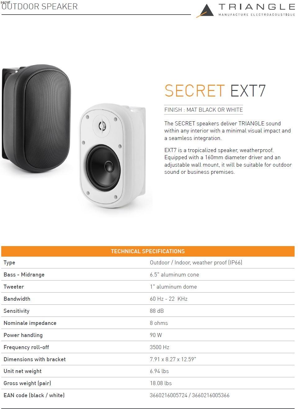 SECRET ext7